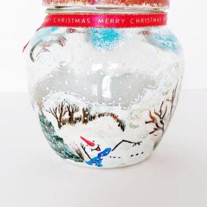 Cookie Jar – It's Snowing!